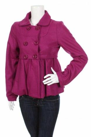 Дамско палто Pink Woman