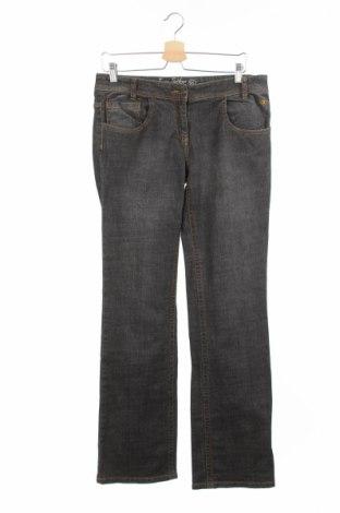 Детски дънки Tom Tailor, Размер 15-18y/ 170-176 см, Цвят Черен, 99% памук, 1% еластан, Цена 13,33лв.