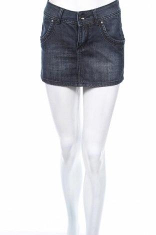 Φούστα Reporter, Μέγεθος XS, Χρώμα Μπλέ, 100% βαμβάκι, Τιμή 4,08€