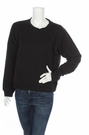 Дамска блуза Denham, Размер L, Цвят Черен, 100% памук, Цена 18,20лв.