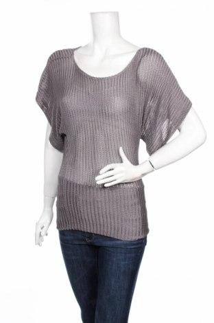 Γυναικεία μπλούζα Poetry, Μέγεθος M, Χρώμα Γκρί, Τιμή 5,20€