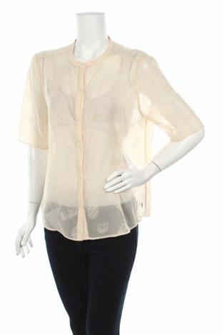 Дамска риза Coster Copenhagen., Размер L, Цвят Бежов, Цена 11,00лв.