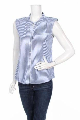 Dámska košeľa  Object, Veľkosť M, Farba Biela, Bavlna, Cena  5,77€