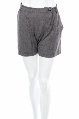 Дамски къс панталон Andersen & Lauth, Размер L, Цвят Сив, 60% вълна, 37% полиестер, 3% еластан, Цена 20,50лв.