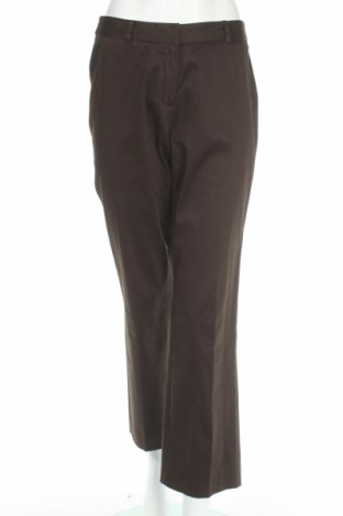 Дамски панталон Anne Klein, Размер S, Цвят Зелен, 97% памук, 3% еластан, Цена 11,00лв.