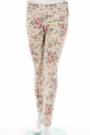 Γυναικείο παντελόνι Gina, Μέγεθος M, Χρώμα Πολύχρωμο, 62% βαμβάκι, 36% πολυεστέρας, 2% ελαστάνη, Τιμή 4,08€