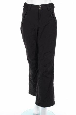 Дамски панталон за зимни спортове Gerry, Размер S, Цвят Черен, 95% полиестер, 5% еластан, Цена 13,75лв.