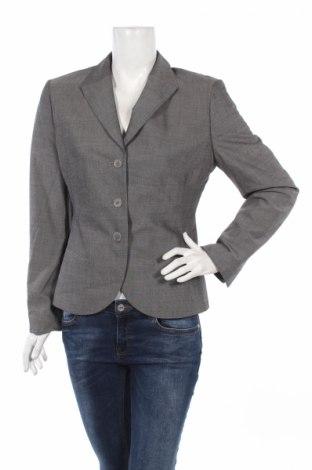 Γυναικείο σακάκι Blacky Dress, Μέγεθος M, Χρώμα Γκρί, 52% μαλλί, 45% βισκόζη, 3% ελαστάνη, Τιμή 6,94€