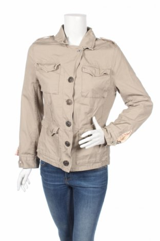 Дамско яке Active Wear, Размер S, Цвят Бежов, Памук, Цена 9,36лв.