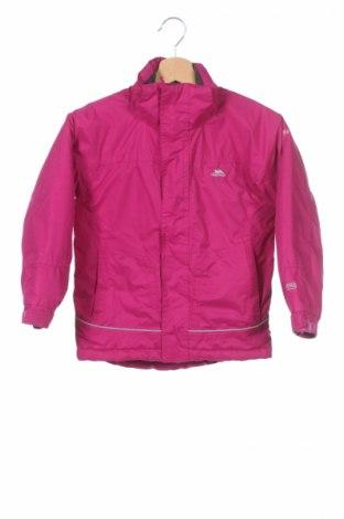 Detská športová bunda  Trespass, Veľkosť 4-5y/ 110-116 cm, Farba Ružová, Polyester, Cena  40,72€