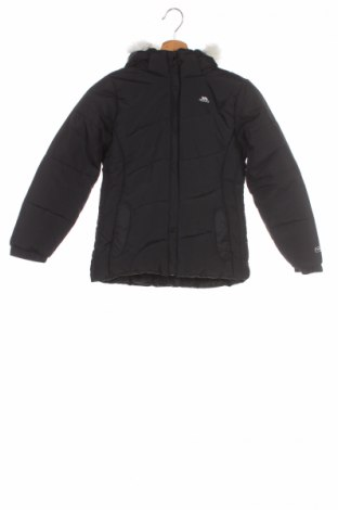 Детско яке Trespass, Размер 6-7y/ 122-128 см, Цвят Черен, 100% полиестер, Цена 74,76лв.