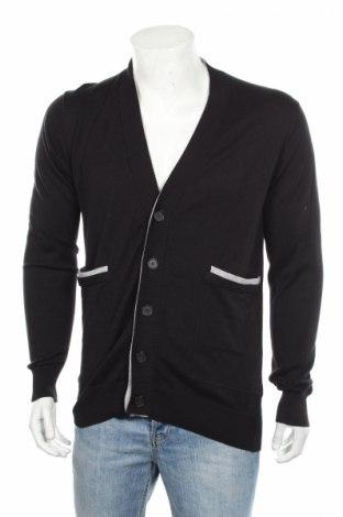 Мъжка жилетка Adidas Slvr, Размер M, Цвят Черен, 100% памук, Цена 164,25лв.