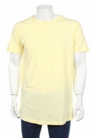 Мъжка тениска Urban Classics, Размер L, Цвят Жълт, Памук, Цена 14,84лв.