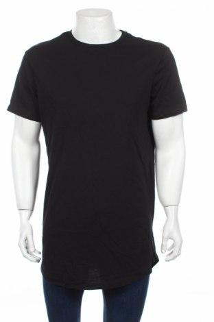Мъжка тениска Your Turn, Размер M, Цвят Черен, Памук, Цена 12,92лв.