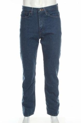Pánske džínsy  Wrangler, Veľkosť S, Farba Modrá, Bavlna, Cena  17,69€