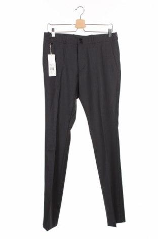 Ανδρικό παντελόνι Adidas Slvr, Μέγεθος S, Χρώμα Γκρί, Μαλλί, Τιμή 5,90€