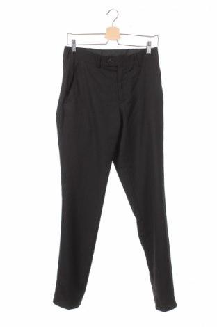 Мъжки панталон C&A, Размер S, Цвят Черен, 65% полиестер, 35% вискоза, Цена 11,04лв.