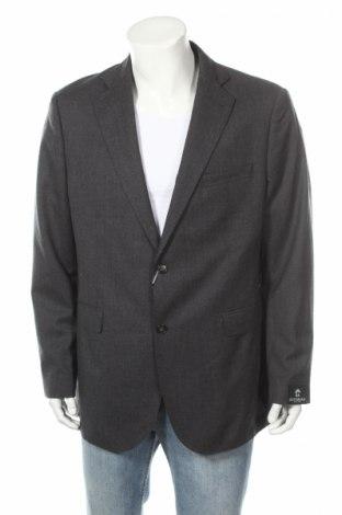 Мъжко сако Gutteridge, Размер XL, Цвят Сив, Вълна, Цена 96,75лв.