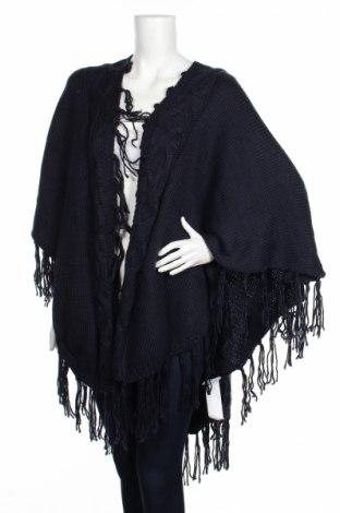 Πόντσο S.Oliver, Μέγεθος M, Χρώμα Μπλέ, Πολυακρυλικό, Τιμή 45,88€