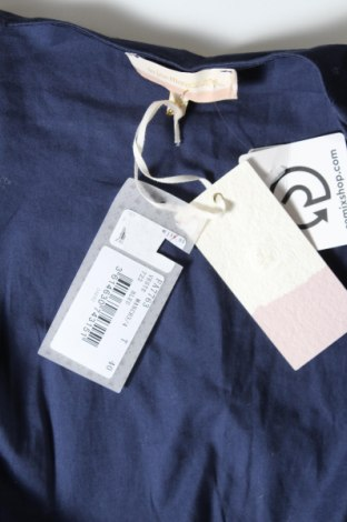 Болеро La Fee Maraboutee, Размер M, Цвят Син, 97% памук, 3% еластан, Цена 19,62лв.