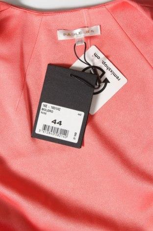 Болеро Paule Ka, Размер M, Цвят Розов, 68% ацетат, 32% полиестер, Цена 24,09лв.