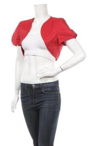 Μπολερό Swing, Μέγεθος M, Χρώμα Κόκκινο, Τιμή 4,09€