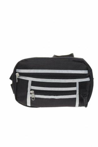 Чанта за кръст, Цвят Черен, Текстил, Цена 12,80лв.