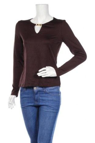 Γυναικεία μπλούζα Apart, Μέγεθος M, Χρώμα Καφέ, 90% πολυαμίδη, 10% ελαστάνη, Τιμή 10,91€
