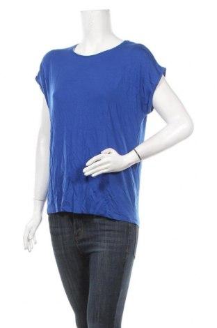 Γυναικεία μπλούζα Aware by Vero Moda, Μέγεθος S, Χρώμα Μπλέ, 95% lyocell, 5% ελαστάνη, Τιμή 6,06€