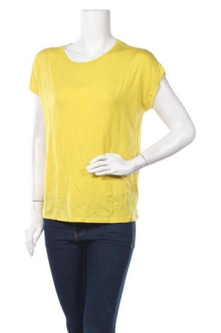 Γυναικεία μπλούζα Aware by Vero Moda, Μέγεθος S, Χρώμα Κίτρινο, 95% lyocell, 5% ελαστάνη, Τιμή 6,06€