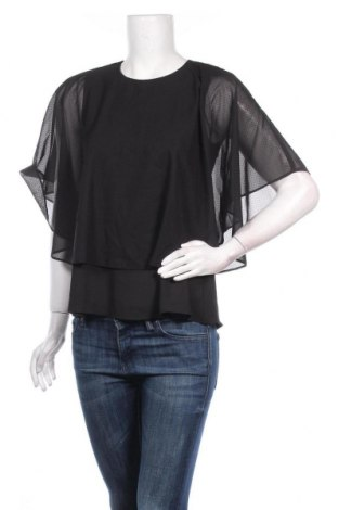 Γυναικεία μπλούζα Aware by Vero Moda, Μέγεθος S, Χρώμα Μαύρο, Πολυεστέρας, Τιμή 6,06€