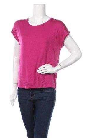 Γυναικεία μπλούζα Aware by Vero Moda, Μέγεθος S, Χρώμα Ρόζ , 95% lyocell, 5% ελαστάνη, Τιμή 6,06€