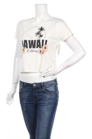 Дамска блуза Billabong, Размер XS, Цвят Бял, Памук, Цена 23,60лв.