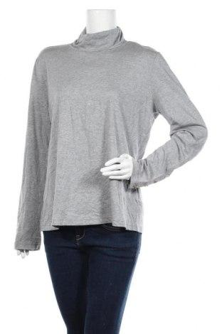 Γυναικεία μπλούζα Brooks Brothers, Μέγεθος XL, Χρώμα Γκρί, 60% βαμβάκι, 40% μοντάλ, Τιμή 17,96€