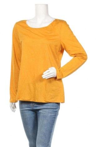 Γυναικεία μπλούζα Camaieu, Μέγεθος XXL, Χρώμα Κίτρινο, 37%ακρυλικό, 34% πολυεστέρας, 24% βισκόζη, 5% ελαστάνη, Τιμή 12,12€