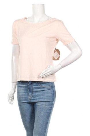 Дамска блуза Catwalk Junkie, Размер XS, Цвят Розов, 80% вискоза, 20% лен, Цена 12,07лв.