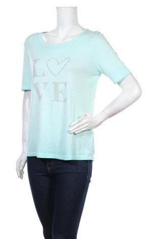 Γυναικεία μπλούζα Christian Berg, Μέγεθος L, Χρώμα Πράσινο, Βαμβάκι, Τιμή 8,77€