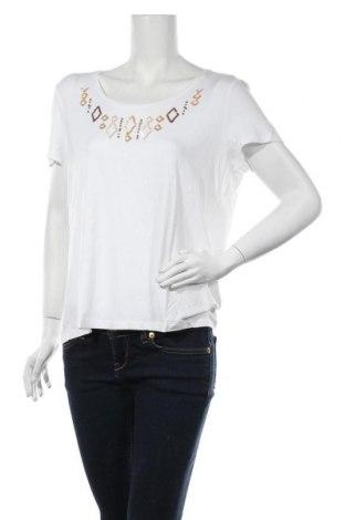 Дамска блуза Christian Berg, Размер XL, Цвят Бял, 95% вискоза, 5% еластан, Цена 17,00лв.