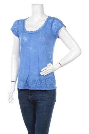 Γυναικεία μπλούζα DDP, Μέγεθος L, Χρώμα Μπλέ, 60% βαμβάκι, 40% πολυεστέρας, Τιμή 6,99€