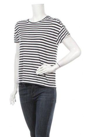 Γυναικεία μπλούζα Daniel Hechter, Μέγεθος XS, Χρώμα Λευκό, 92% βισκόζη, 6% ελαστάνη, 1% πολυαμίδη, 1% πολυεστέρας, Τιμή 10,23€