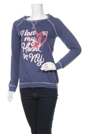 Дамска блуза Even&Odd, Размер S, Цвят Лилав, 100% памук, Цена 23,32лв.