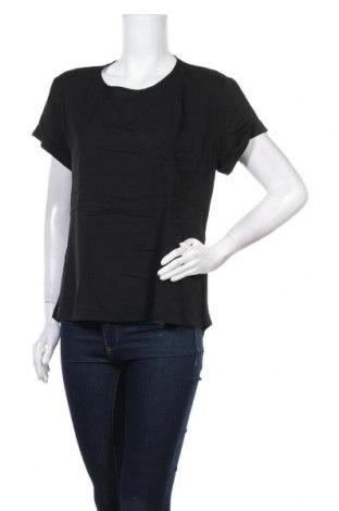 Γυναικεία μπλούζα French Connection, Μέγεθος XL, Χρώμα Μαύρο, Πολυεστέρας, Τιμή 10,04€