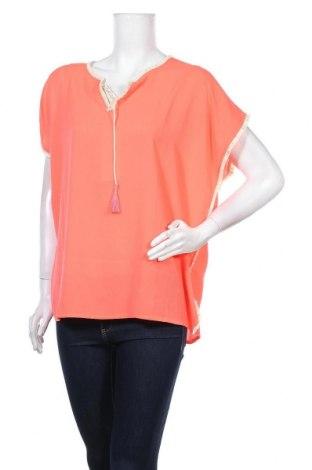 Дамска блуза Gold & Silver, Размер M, Цвят Розов, Полиестер, Цена 13,94лв.
