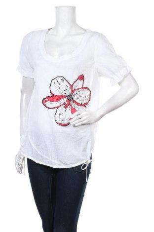 Γυναικεία μπλούζα La Mode Est A Vous, Μέγεθος S, Χρώμα Λευκό, Βαμβάκι, Τιμή 6,43€