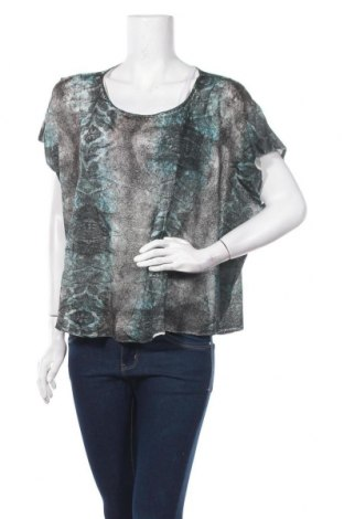 Γυναικεία μπλούζα Lauren Vidal, Μέγεθος M, Χρώμα Πολύχρωμο, 68% λινό, 32% βισκόζη, Τιμή 11,74€