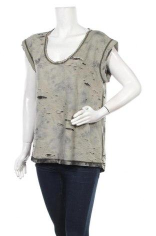 Γυναικεία μπλούζα Lauren Vidal, Μέγεθος M, Χρώμα Πράσινο, 85% πολυεστέρας, 15% βαμβάκι, Τιμή 11,74€