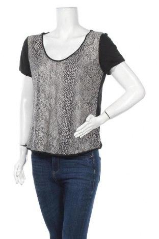 Γυναικεία μπλούζα Lauren Vidal, Μέγεθος M, Χρώμα  Μπέζ, Πολυεστέρας, πολυαμίδη, ελαστάνη, μοντάλ, Τιμή 7,83€