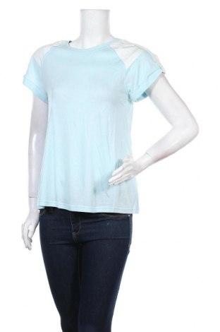Дамска блуза Liebeskind, Размер S, Цвят Син, Лиосел, памук, модал, вискоза, Цена 21,39лв.