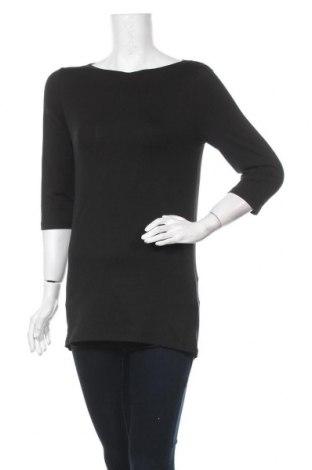 Дамска блуза Mamalicious, Размер M, Цвят Черен, 48% памук, 48% модал, 4% еластан, Цена 29,90лв.