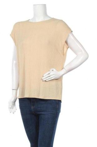 Dámská halenka Mango, Velikost XS, Barva Béžová, 90% polyester, 10% elastan, Cena  151,00Kč